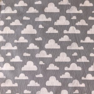 Clouds Grey 3-6y