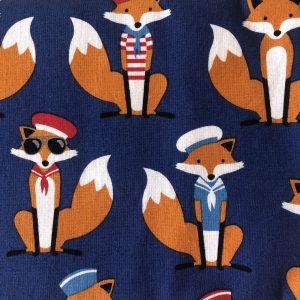 Foxy Sailor 3-6y
