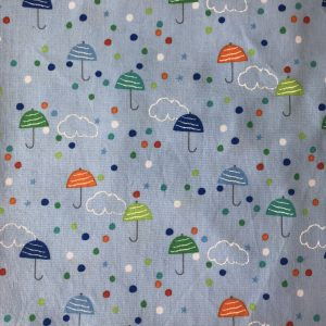 Umbrella Blue 3-6y