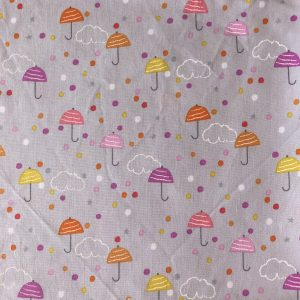 Umbrella Grey 3-6y