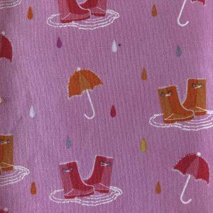 Umbrella Pink 3-6y